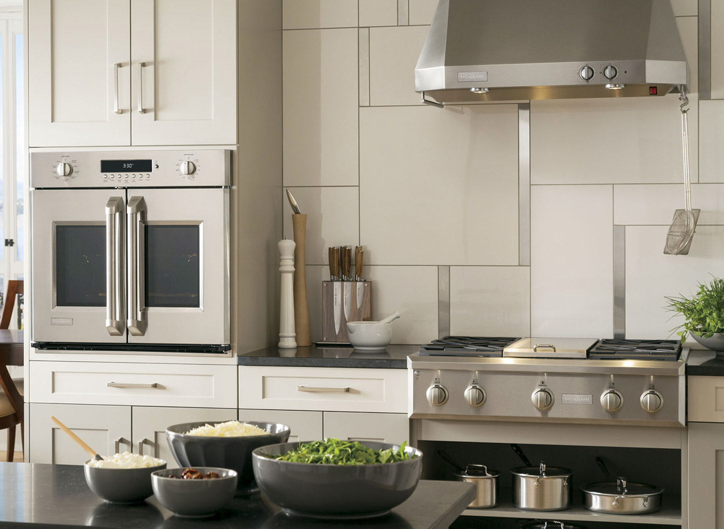 Commercial Kitchen Design App Free Monogram Cooking Appliance Styles Designs Monogram Kitchens