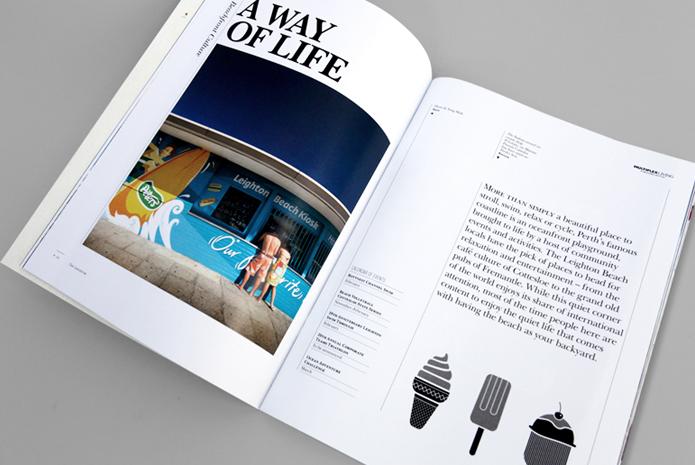 Multiplex Living Brochure Design Monogram Monogram