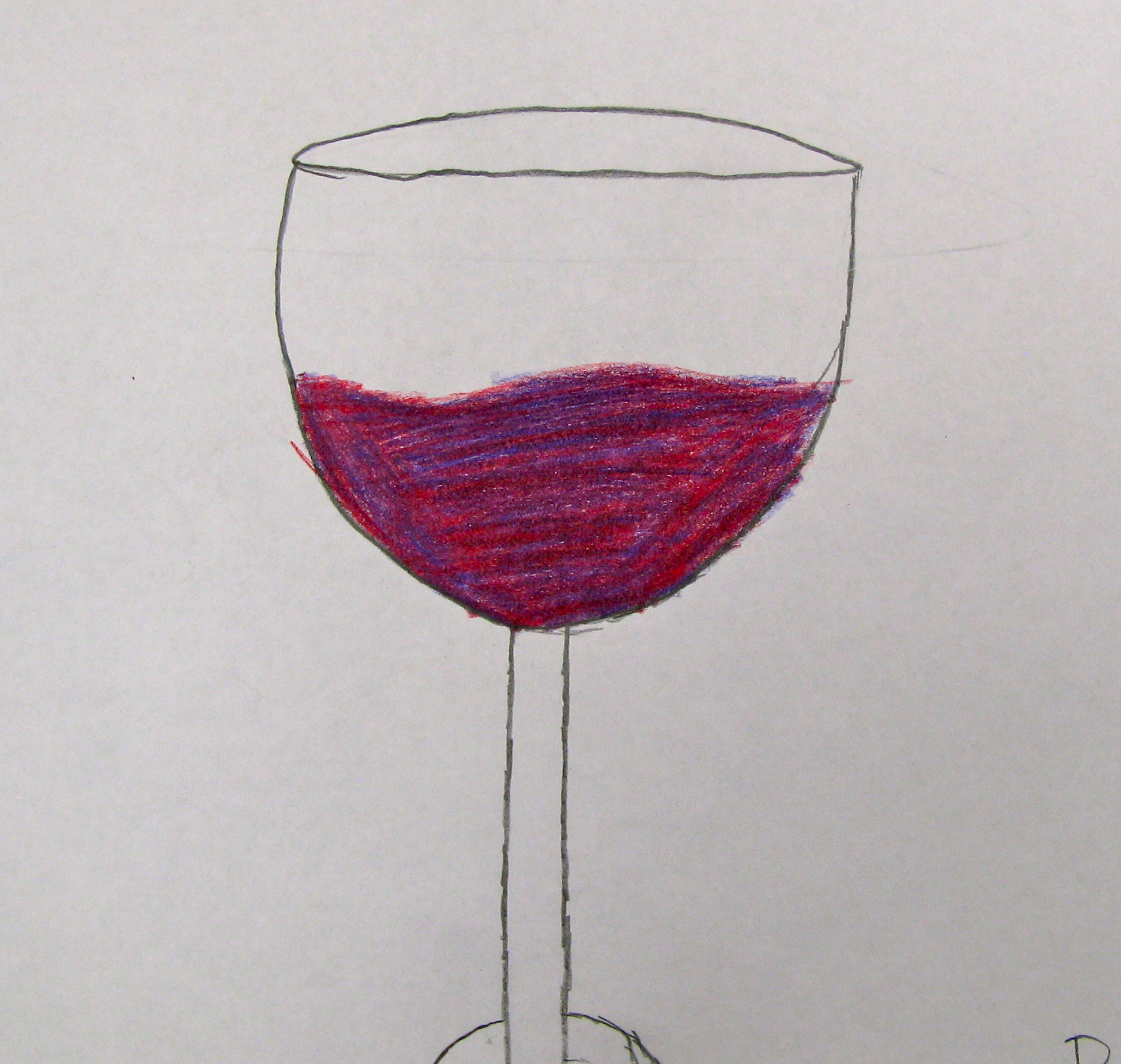 Where To Find Wine Glasses Art For Sharing Find Out What Middle Schoolers Are