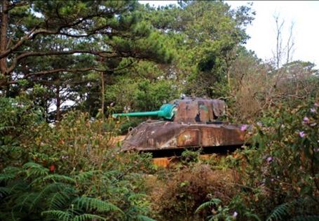 Binalonan tank