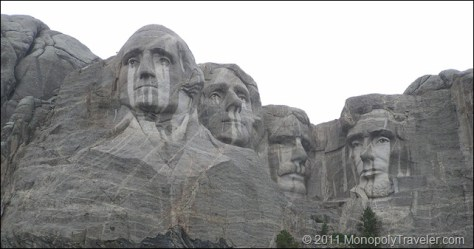 The Monument Crying