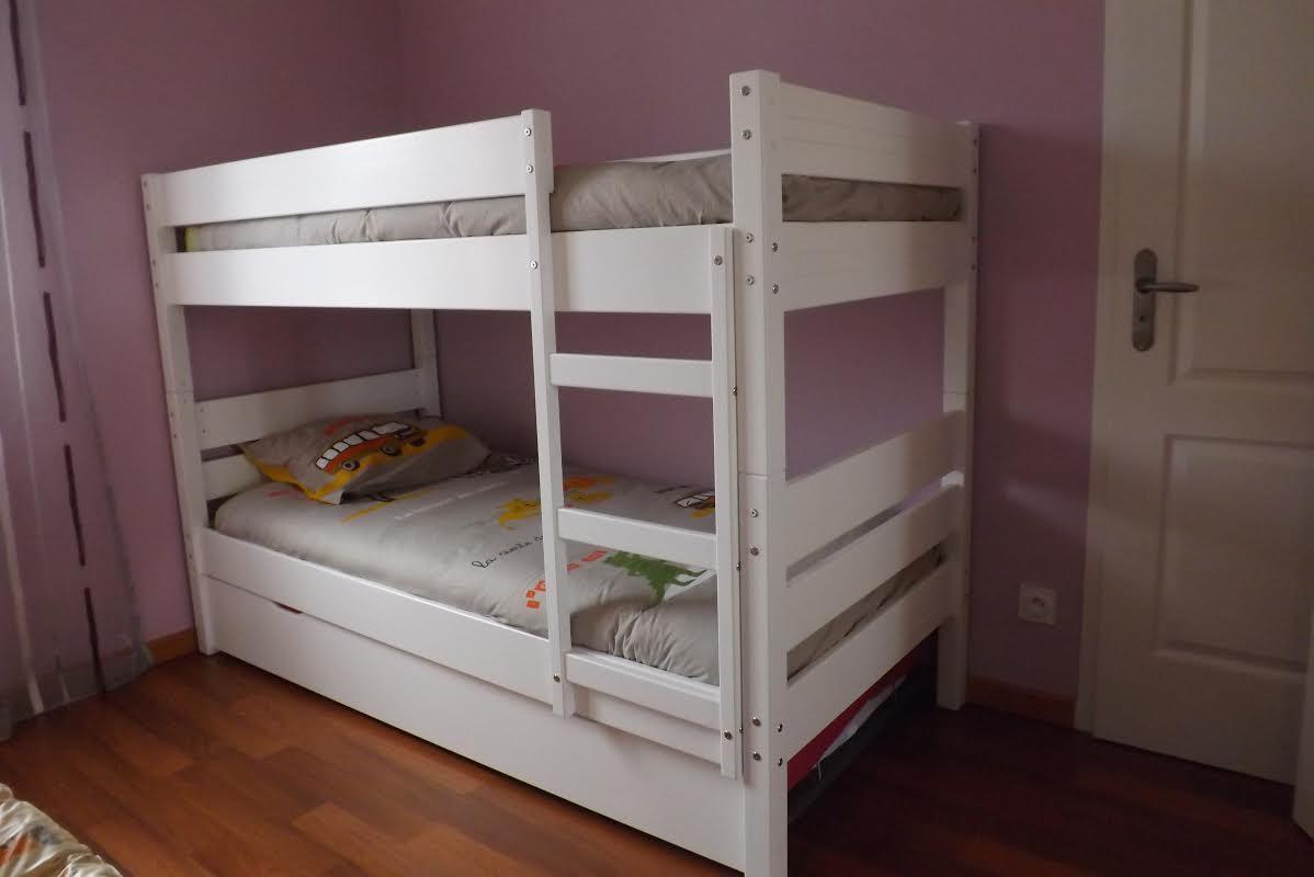 Etagenbett Für 3 : Etagenbett kinder hochbett kinderzimmer step und