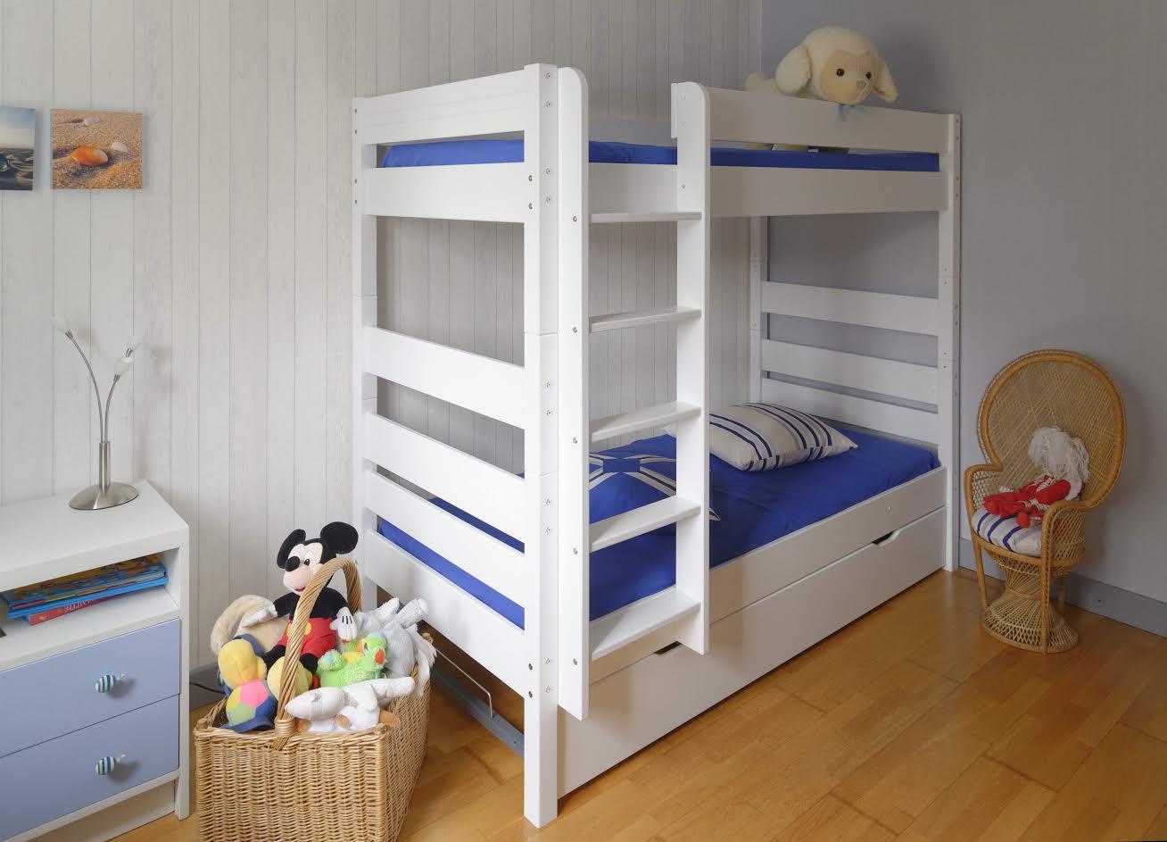 Etagenbett Für Zwei Kinder : Möbel betten für kinder schÖner wohnen