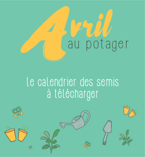 Jardiner avec la lune en avril le calendrier des semis au potager sur balcon à télécharger