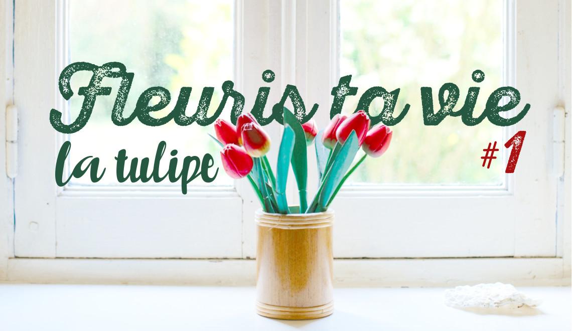 La tulipe en bouquet, mariage, compositions, variétés de saison