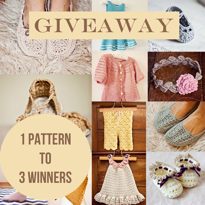 Giveaway and last hours of SALE