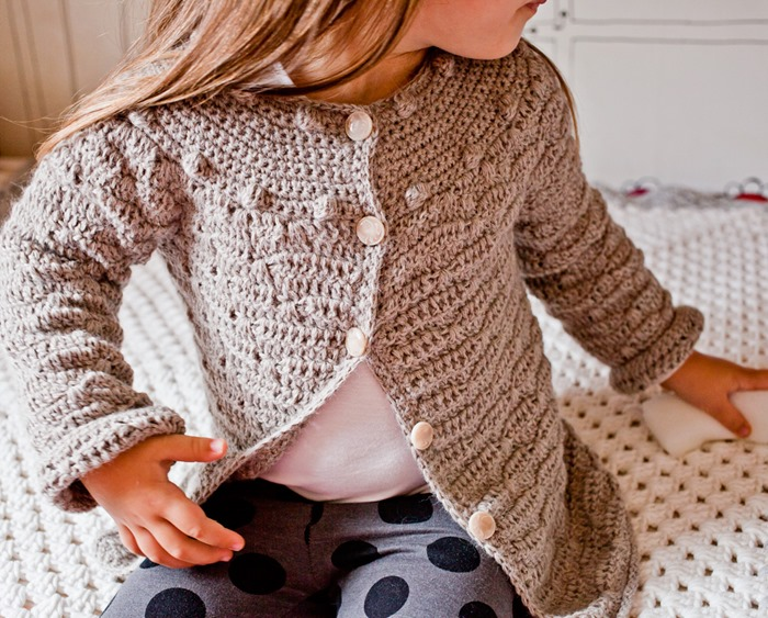Wavy Cardigan–new pattern!