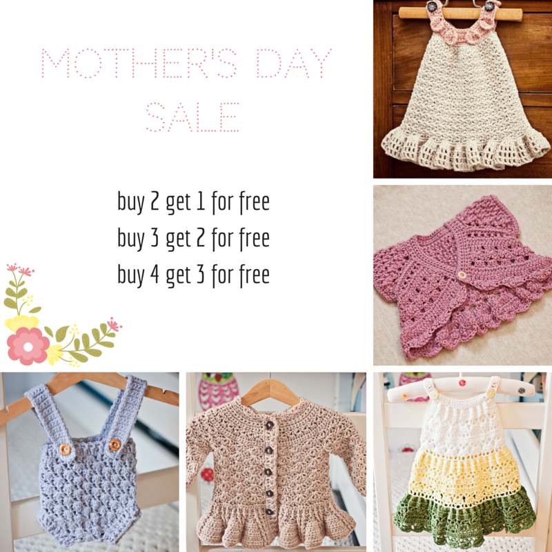 Mother's day treat! (Buy 2 get one for FREE!)