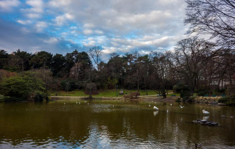Le Parc Montsouris