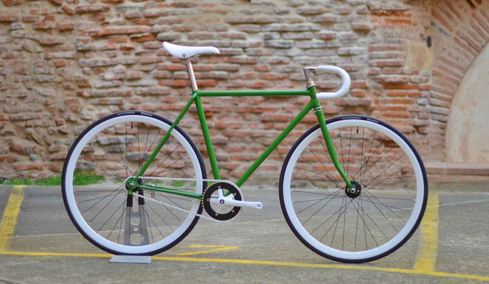 Fixie Bordeaux Monsieur Pignon Madame Guidon Magasin De Vélo Pignon Fixe