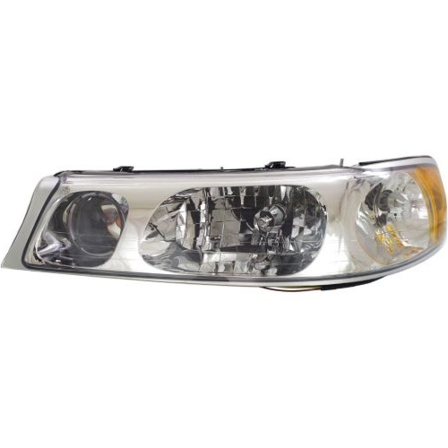 Lincoln Town Car Headlight Assemblies At Monster Auto Parts