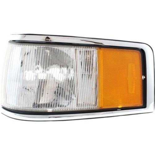 Lincoln Town Car Park Signal Side Light Lens At Monster Auto Parts