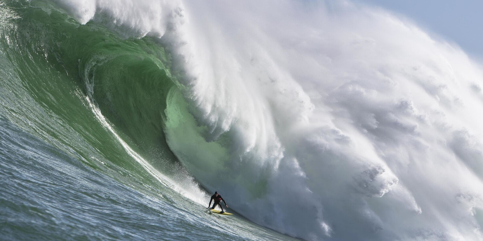 Big Xxl Matt Bromley Goes Xxl In His Hometown In South Africa Big Wave