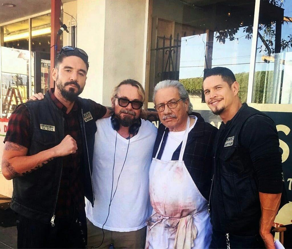 Mayans Mc Letty Mayans Mc Full Cast Of Characters Trailer Release Date And
