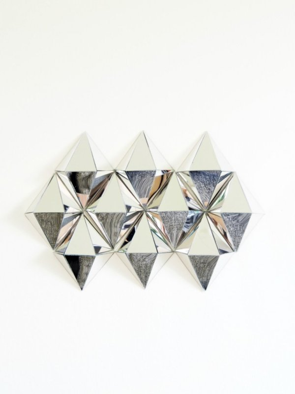 DIY-Geometric-Mirror-Diamonds