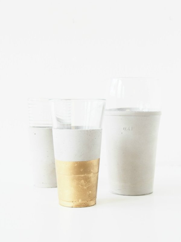 Make-Concrete-Drinking-Glass