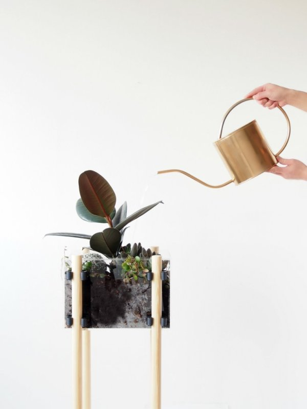DIY-Contemporary-NOMESS-Planter