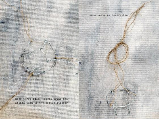 DIY Till plant hanger by gretchen gretchen