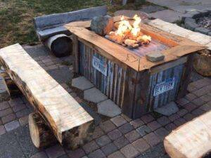 Gas Fire Pit Vs Wood Burning Fire Pit 3 Things To