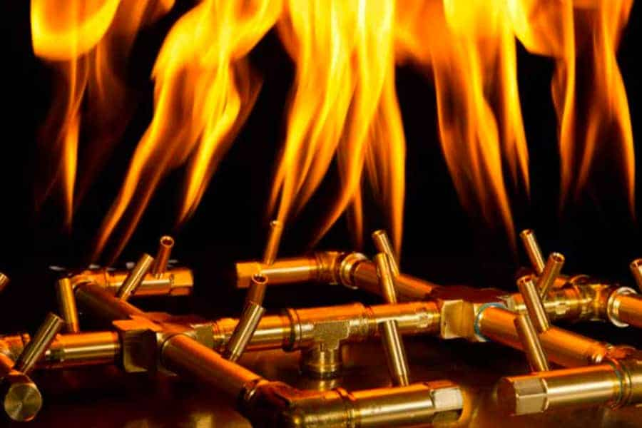 Choosing Gas Line Size For Your Gas Fire Pit Montana Fire Pits