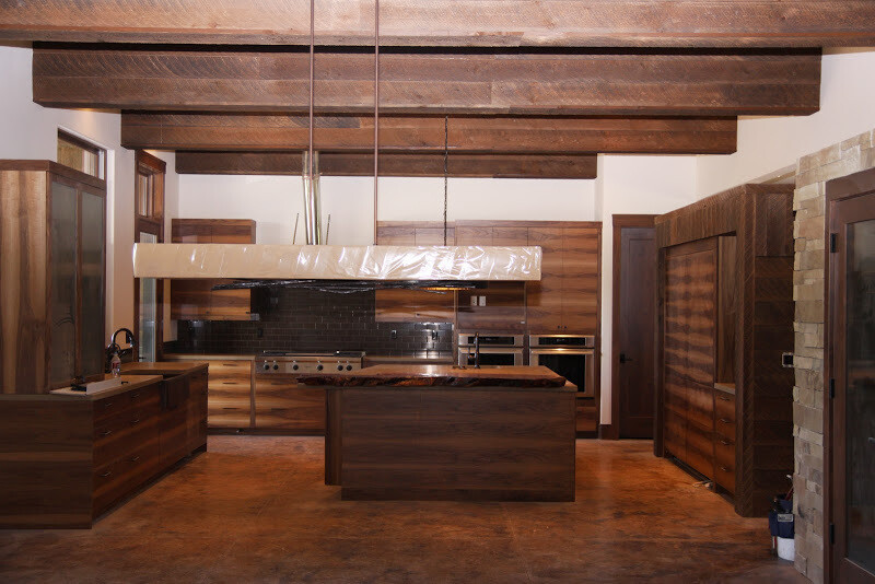 interior kitchen design concept photo montana timber products dining kitchen interior designs subin surendran architects