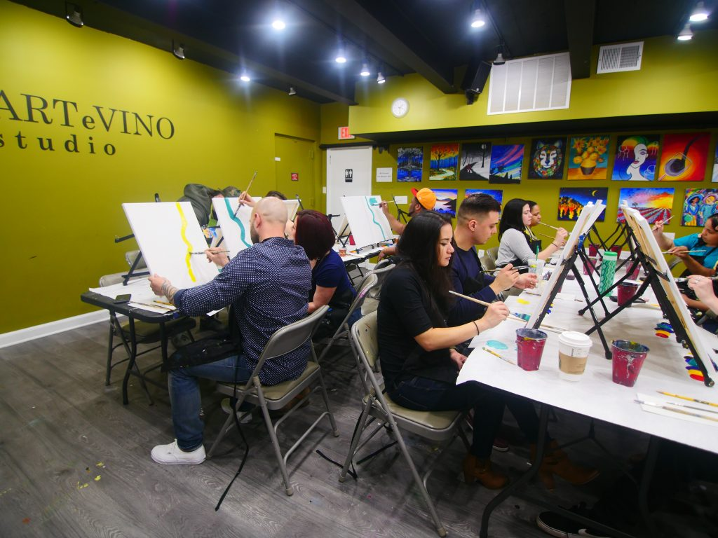 Artevino Hoboken Parking Artevino Let S Paint The Montclair Dispatch