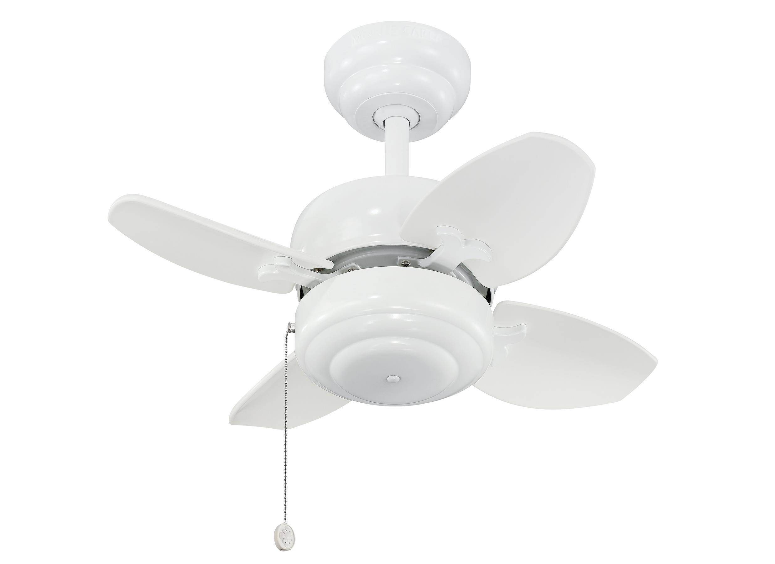 Mini Ceiling Fans Mini Size Ceiling Fans By The Monte Carlo Fan Company