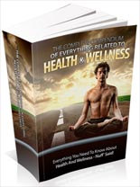 Everything Health And Wellness Ebook