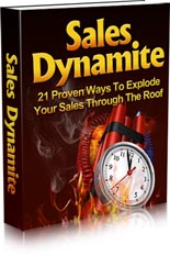 SalesDynamite ebook