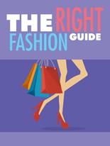 Right Fashion Guide