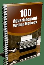 Ad Writing