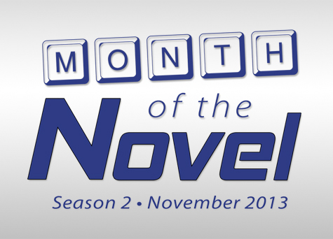Month of the Novel big logo