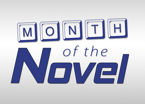 Month of the Novel Season 2 logo