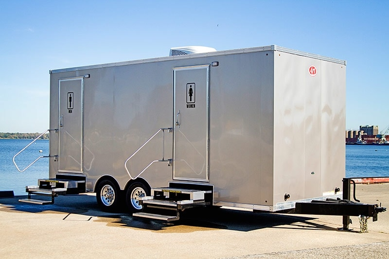 Event Restroom Trailers