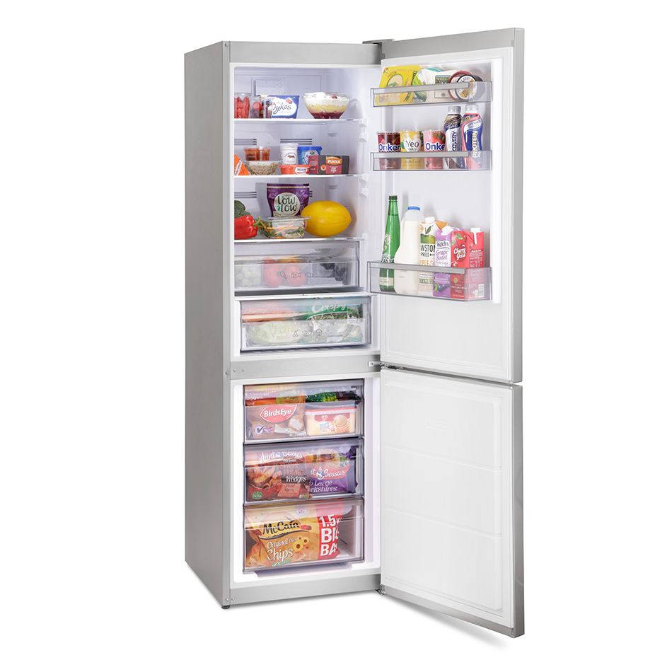 No Frost Montpellier Mff186alx No Frost Combi Fridge Freezer