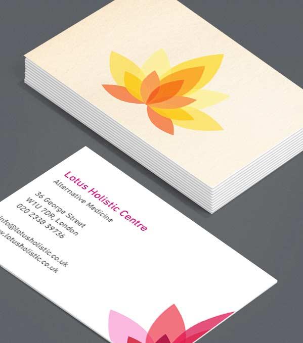 business card sample designs