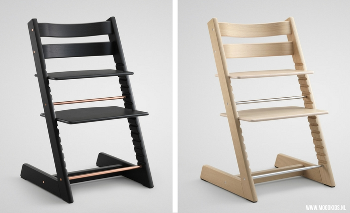 Stokke Tripp Trapp Limited Edition Check Deze Tripp Trapp Limited Edition Kinderstoel. We