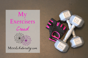 My Exercisers Creed