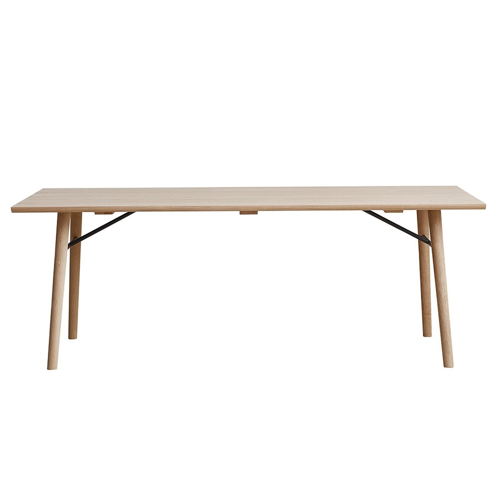 Table étroite Table Alley 180 Cm Chêne