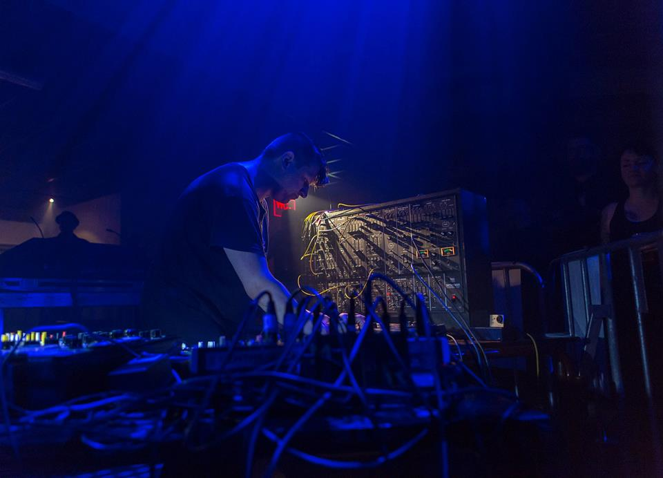 Moogulator @ MUK.E 2015 Dortmund - Festival with The Hacker, Esplendor Geometrico etc..