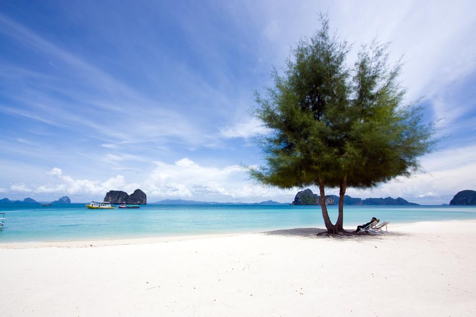 Thailands paradijs Koh Samet