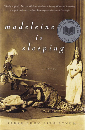 Madeleine-Is-Sleeping