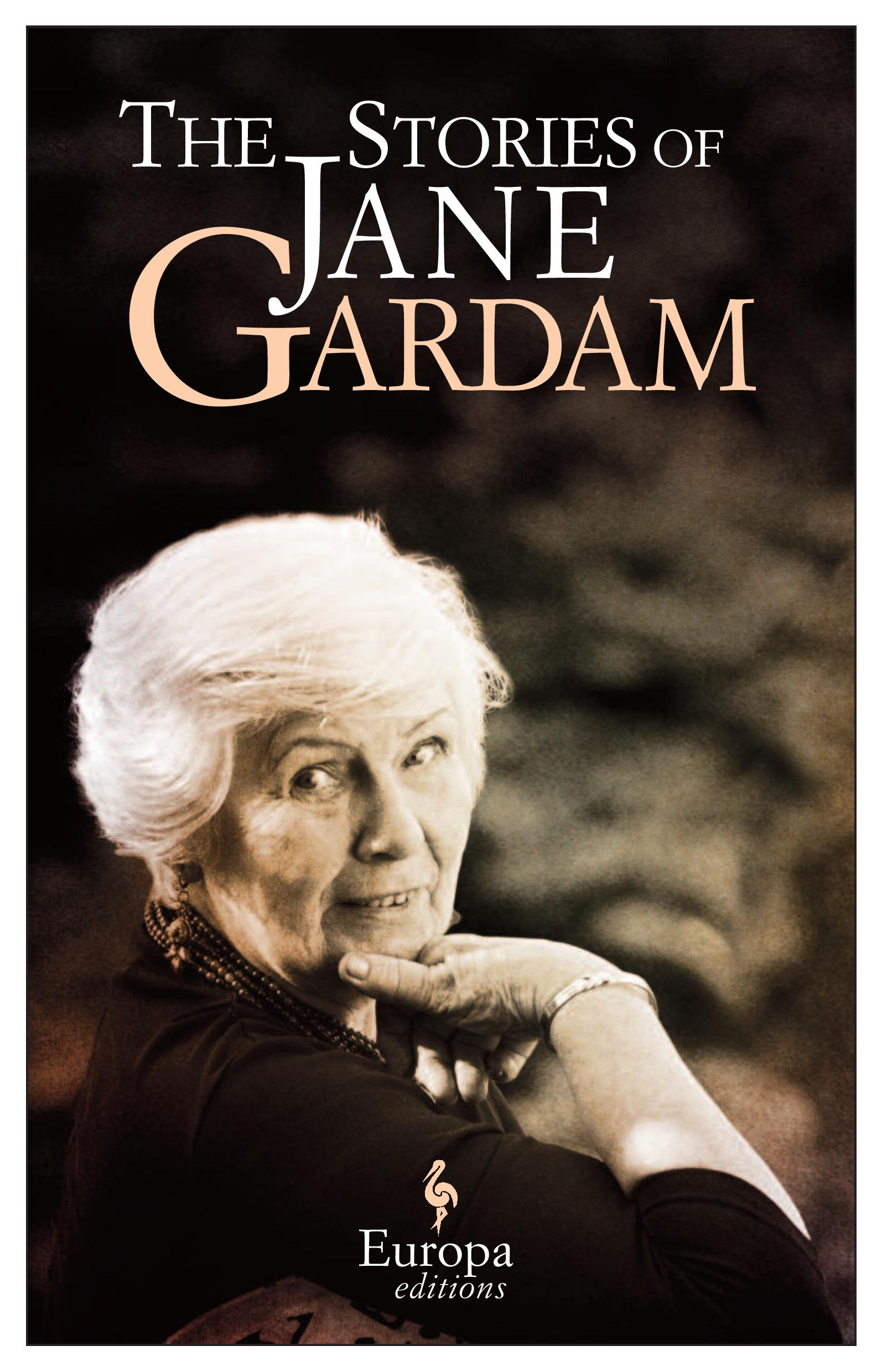 The Stories of Jane Gardam Cover