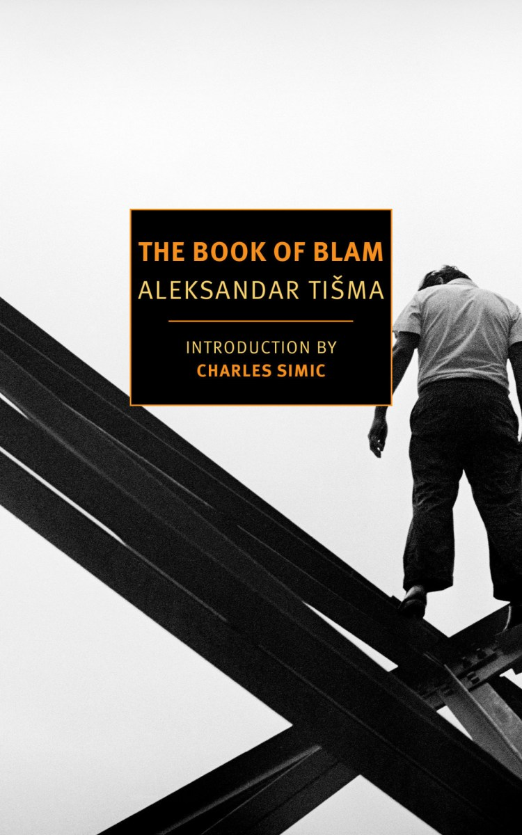 Aleksandar Tišma: The Book of Blam