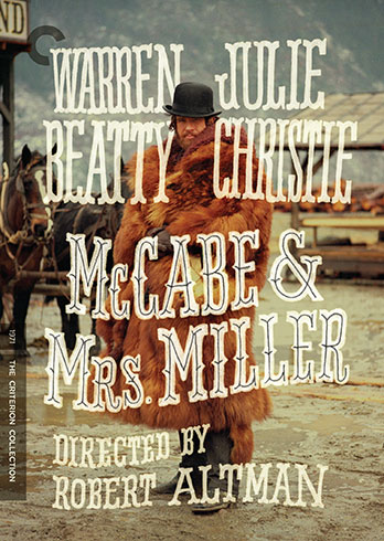 McCabe and Mrs. Miller Cover
