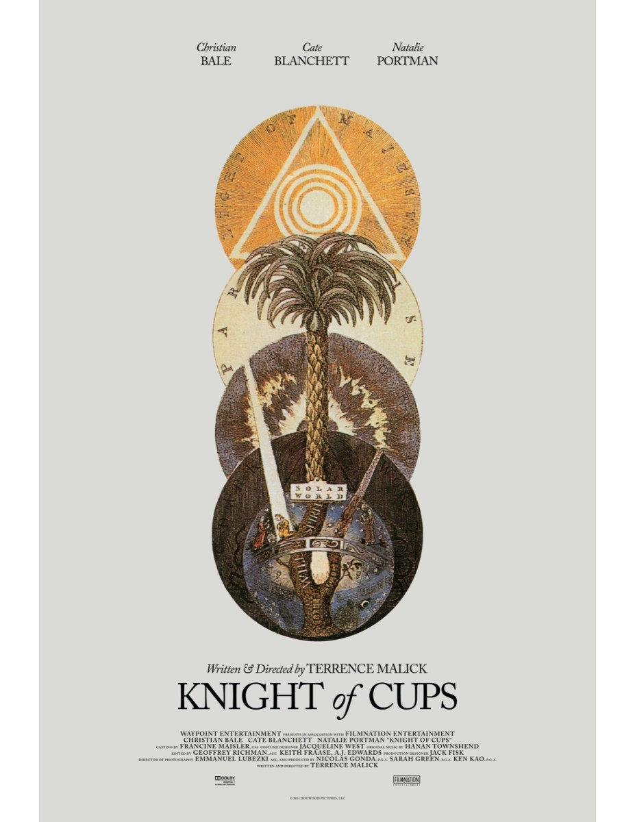 Terrence Malick: Knight of Cups