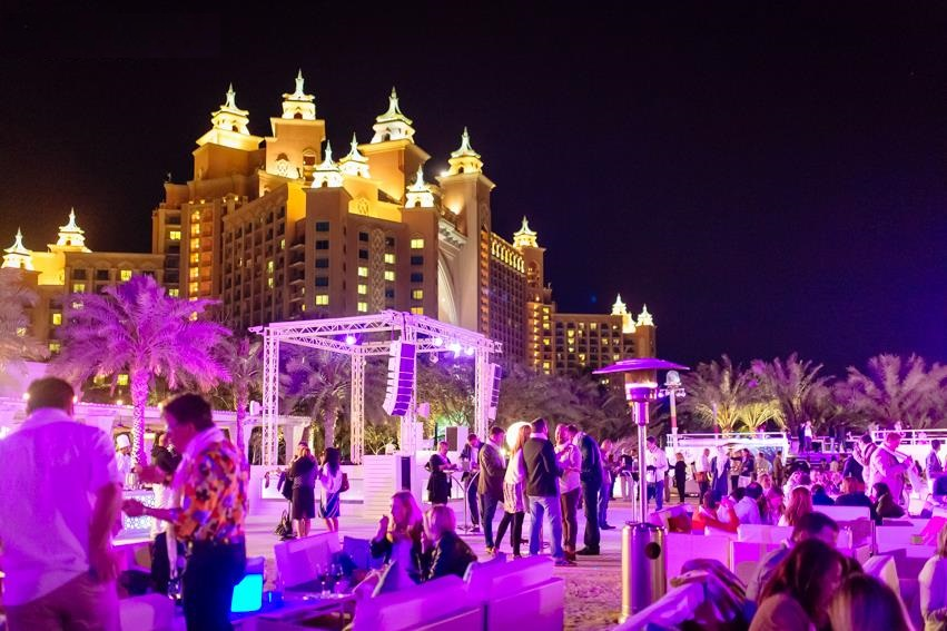 Agence De Decoration Evenementielle Retour Sur Le M&i Forum Dubaï | Moon Event