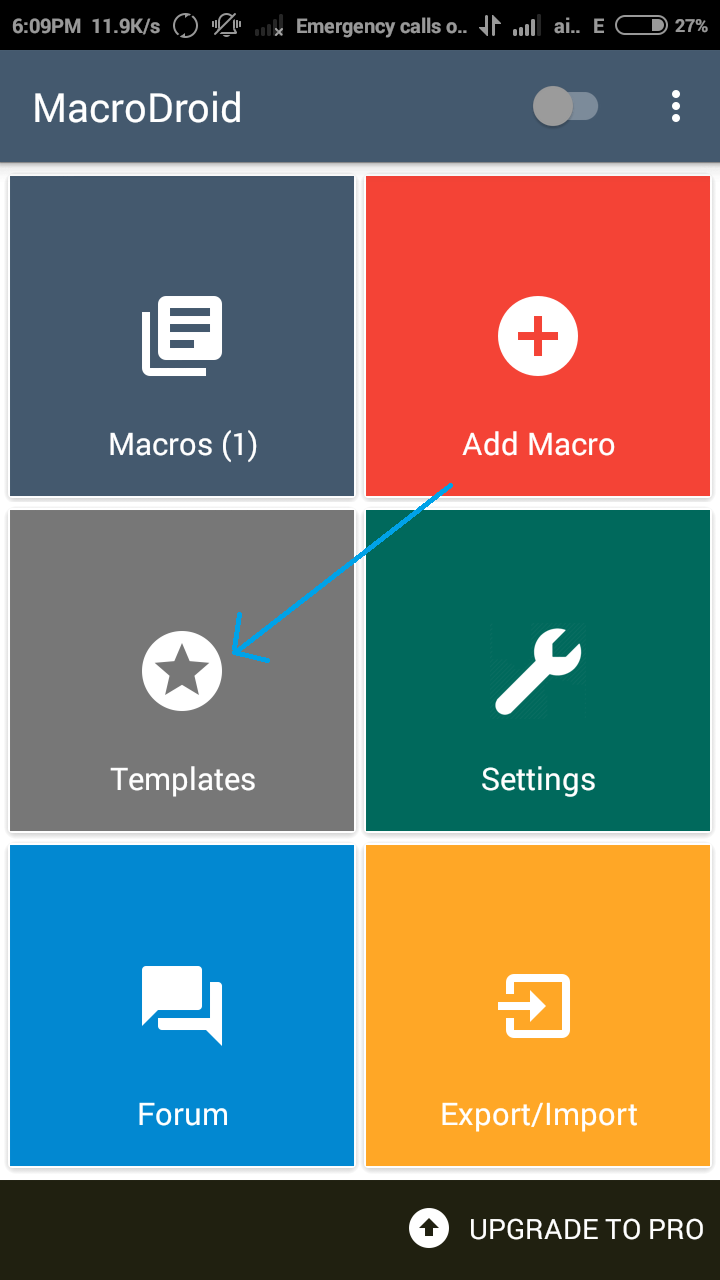 automate android