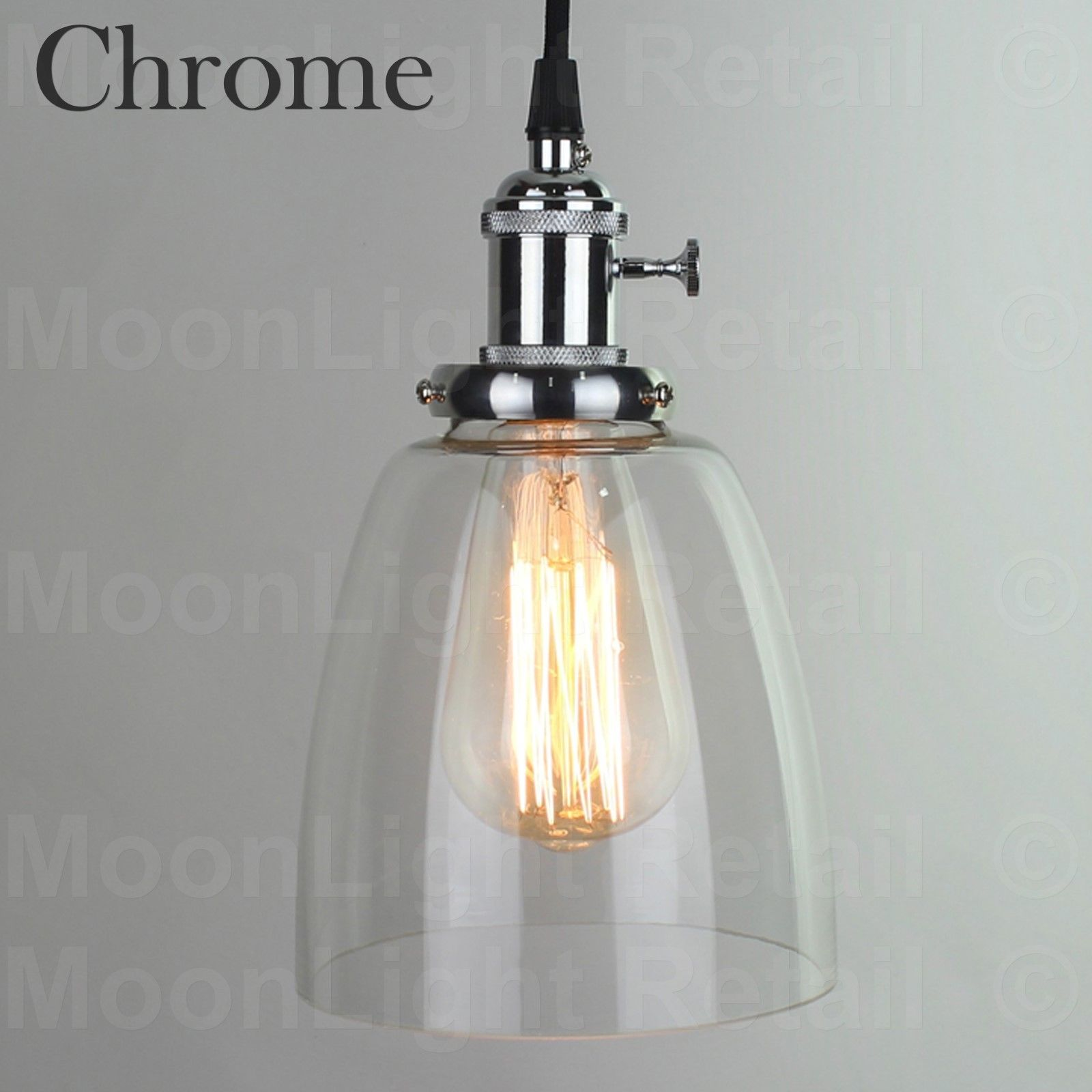 Ceiling Light Shades Vintage Industrial Ceiling Lamp Cafe Glass Pendant Light Shade Lighting Fixture