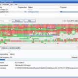 免費硬碟重組程式 AusLogics Disk Defrag